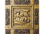 Moneli Decor Moldur Shined Brass