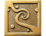 Ola Shined Brass