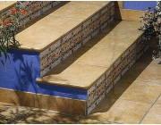 Клинкер Vega Camel Exagres ступени и плитка фото
